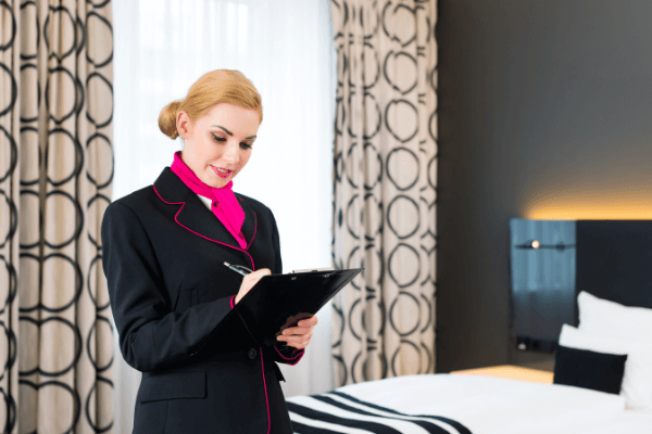 Curso de Gobernanta de Hotel