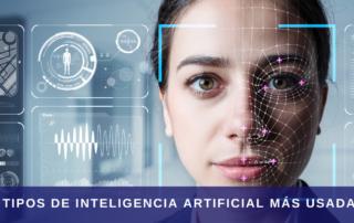 Losn 4 tipos de inteligencia artificial mas usadas y que deberías conocer
