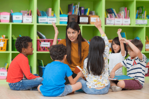 Curso Auxiliar de Educación Infantil online